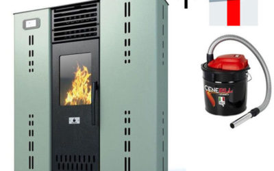 Какво е важно да знаете преди да закупите пелетна камина за отопление на дома